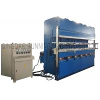 Buy cheap Tread Rubber Molding Machine / Procured Tread Making Machine from wholesalers