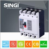 Wholesale TEY350 4 Phase square d Mold Case Circuit Breaker 100 Amp mccb from china suppliers