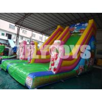 Wholesale PVC Childrens 0.55mm Inflatable Slide Rental EN71 CE For Kids from china suppliers