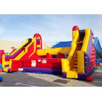 Wholesale Interactive Giant Inflatable Battle Zone Jousting Game Arena  10 X 8.5 X 5 M from china suppliers