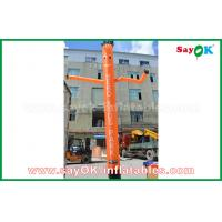 Wholesale Red / Orange / Blue Inflatable Air Dancer / Sky Dancer with With CE Blower for Outdoor Advertising from china suppliers