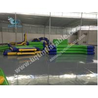 Wholesale Aqua run inflatable,aqua zone inflatable,water obstacle inflatable from china suppliers