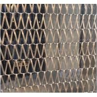 Wholesale SS Sus 304 Grade Spiral Wire Mesh Conveyor Belt Decorative Wire Mesh from china suppliers