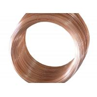 Wholesale Cold Drawing Single Wall Coated Copper Steel Bundy Tube To Protect Rust  4.76 mm  X 0.7 mm from china suppliers