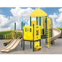 Wholesale Outdoor playground equipment NS-A121-2 from china suppliers