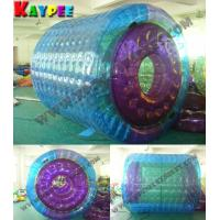 Buy cheap Colourful Water roller rollerball water game Aqua fun park water zone KZB009 from wholesalers