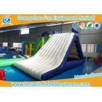 Wholesale Fun Summer Jumping Inflatable Water Park Backyard Water Slides For Adults from china suppliers