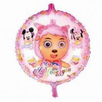 Wholesale Cartoon Balloon, Made of Nylon and PE, Measures 58 x 47cm from china suppliers