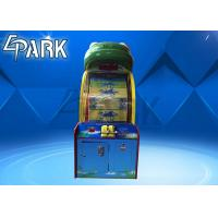 Wholesale 220V Coin Pusher Game Machine / Bass Wheel Electronic Lottery Arcade Ticket Redemption Prize Rolling Game Machine from china suppliers