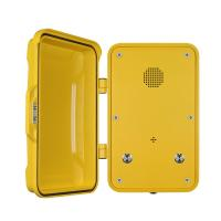 Buy cheap Water Resistant Handsfree Emergency Phone Box For Tunnels / Underground Station from wholesalers