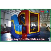 Wholesale PVC Outdoor  Inflatable Bouncer Slide / Kids Bounce Jumping House from china suppliers