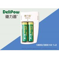 Wholesale 2800mah Lithium Rechargeable Battery With Msds / UL Ni-MH Battery Certification from china suppliers