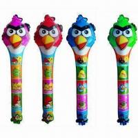 Wholesale AB Stick Balloons, Comes in Various Shapes and Colors, Made of PA/PE Materials from china suppliers