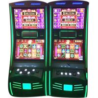 Wholesale Dual Screen Video Casino Games Slot Machines With High Speed Hopper from china suppliers