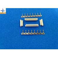 Wholesale Dual Row Wire To Pcb Connectors 1.0mm Pitch Connector A1004H Housing With Bump from china suppliers