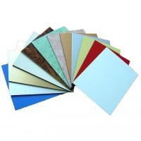 Wholesale Polyester Paint Aluminum Metal Composite Material , Exterior Building Cladding Panels from china suppliers