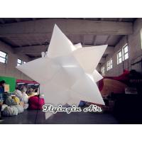 Buy cheap Decorative Party Light Inflatable Star with 16 Colors LED Light for Wedding and from wholesalers