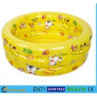 Wholesale Splendid Printed Inflatable Swimming Pool 0.2mm Thickness Material Swim Tube from china suppliers