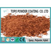 Wholesale 1H-2H Pencil Hardness Decorative Powder Coating RAL 1018 Zinc Yellow Color from china suppliers
