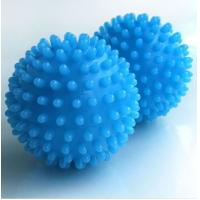 Wholesale Laundry Washing Vinyl Pet Toys Round Softener As Seen On Tv Dryer Balls Diameter 7cm from china suppliers