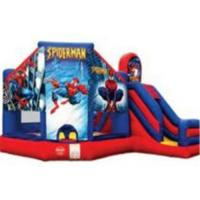 Wholesale China Inflatable Red Castle Bouncer (BOU-1027) from china suppliers