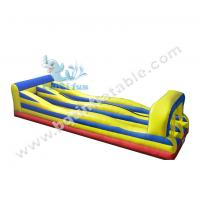 Wholesale Inflatable double lane bungee run from china suppliers