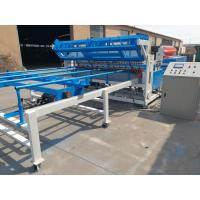 China Automatic welded Mesh Production Line In Roll Mesh 4.0KW on sale