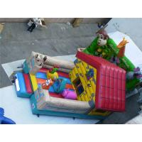 Wholesale Children Fun Animal Inflatable Amusement Park For Outdoor And Indoor from china suppliers