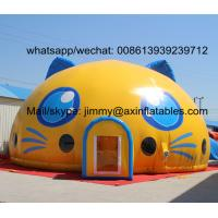 Wholesale 2017 Attractive Giant Commercial Inflatable Games Kids Indoor Inflatable Mini Science Museum For Sale from china suppliers