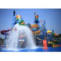Wholesale Interactive Castle Aqua Playground Water Theme Park For Entertainment from china suppliers