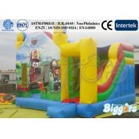 Wholesale Cars Theme Inflatable Combo For Birthday Party Rental Backyard Game from china suppliers