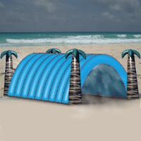 Wholesale inflatable tunnel/tunnel games from china suppliers