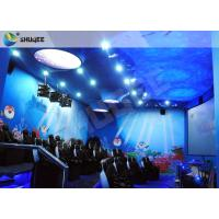 Wholesale Cost-effective Whole Set 5D Theater System With Special Effects And Electric System from china suppliers