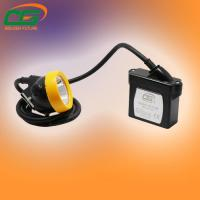 Wholesale 15000 Lux Underground Cap Lamps , Explosion Proof Led Miner Headlamp from china suppliers