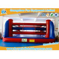 Buy cheap The Wholesale Price Inflatable Bouncy Boxing Games With High Quality from wholesalers