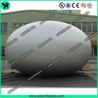 Wholesale Customized Decoration Colorful Inflatable Silver Egg Easter Festival Decoration with Print from china suppliers