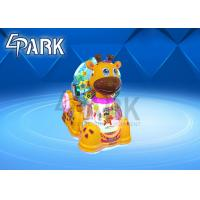 Buy cheap Fantastic Deer Park Baby Rocking Car Game Machine With Clever Music from wholesalers