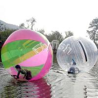 China giant ball inflatable water on sale