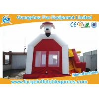 Wholesale Exciting Dog Inflatable Bouncy Castle Air Bouncer Inflatable Outdoor Toys from china suppliers