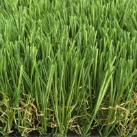 Wholesale Leisure Garden Artificial Grass Flooring Fake Carpet Monofilament PE + Curly PPE from china suppliers