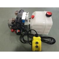 Wholesale 210 Bar Small Hydraulic Power Packs 12V / Compact Hydraulic Power Pack from china suppliers