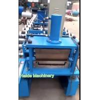 Wholesale Automatic Standing Seam Tapering Machine Joint hidden and snap 20 Rollers  Joint Hidden Machine With 4KW Hydraulic Power from china suppliers