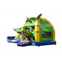 High Strength Kids Inflatable Jumping Castle , Indoor Inflatable Bouncy Castle
