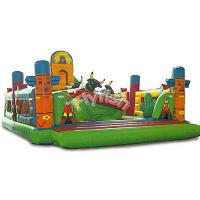 China plastic play structures on sale