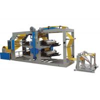 Buy cheap Woven Cloth Tube Flexographic Printing Machine / Aniline Printing Machine High from wholesalers
