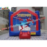 Buy cheap Kids Indoor or Outdoor Small Commercial Inflatables Bouncy Castle and Slides for from wholesalers