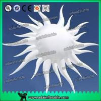 Wholesale White Hanging Inflatable Sun For Club Event Hanging Decoration from china suppliers
