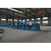 Wholesale Waterproof Sandwich Panel Roll Forming Machine Suitable For Color Coating Coil from china suppliers
