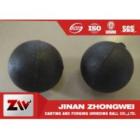 Wholesale High Chrome Oil Quenching Casting Iron Balls Cr 20-30 For Ball Mill Grinding from china suppliers