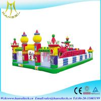 Wholesale Hansel perfect PVC children play sets for sale amusement equipment from china suppliers